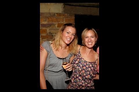 Producers Nicole Carmen Davis and Rebekah Gilbertson of Rainy Day Films